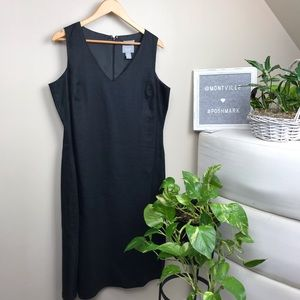 Old Navy Collection Size 18 Black Linen Dress